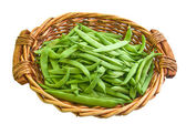 String beans — Stock Photo