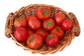 Tomatoes fresh — Stock Photo