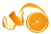 Citron of orange — Stock Photo