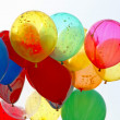 Group balloons — Stock Photo #5393331