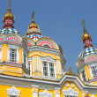 Russian cathedral church — Stock Photo #5424122