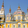 Russian cathedral  church - 图库照片