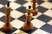 Schackbräde — Stockfoto