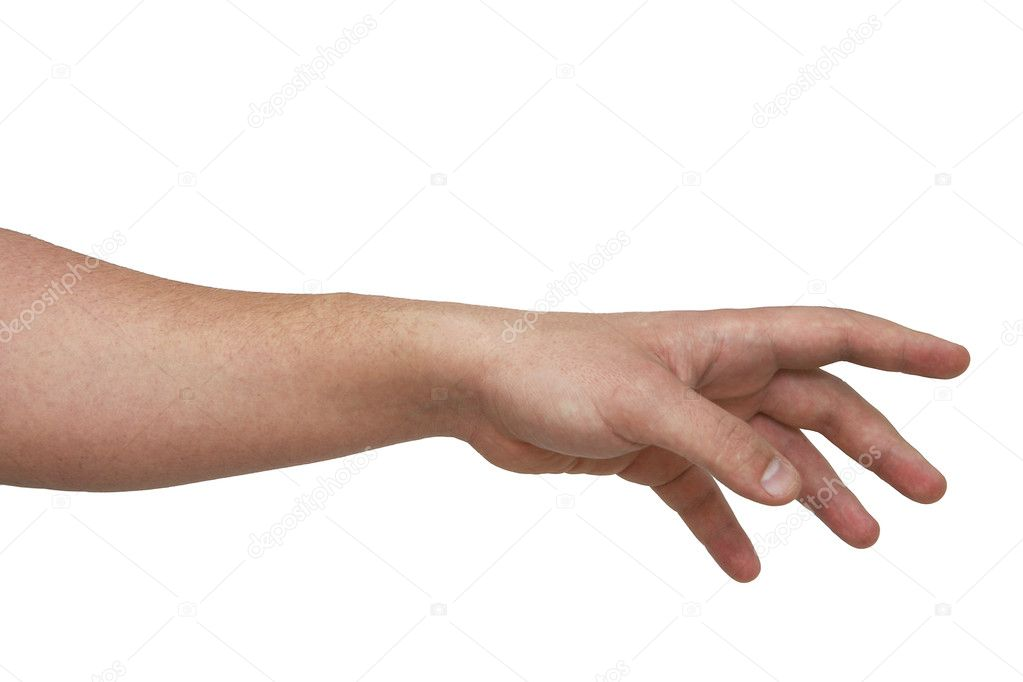 Human  arms — Stock Photo #5424251