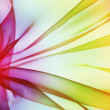 Organza as abstract  background — Stock Photo
