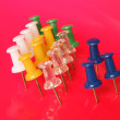 Push pins — Stock Photo #6055578