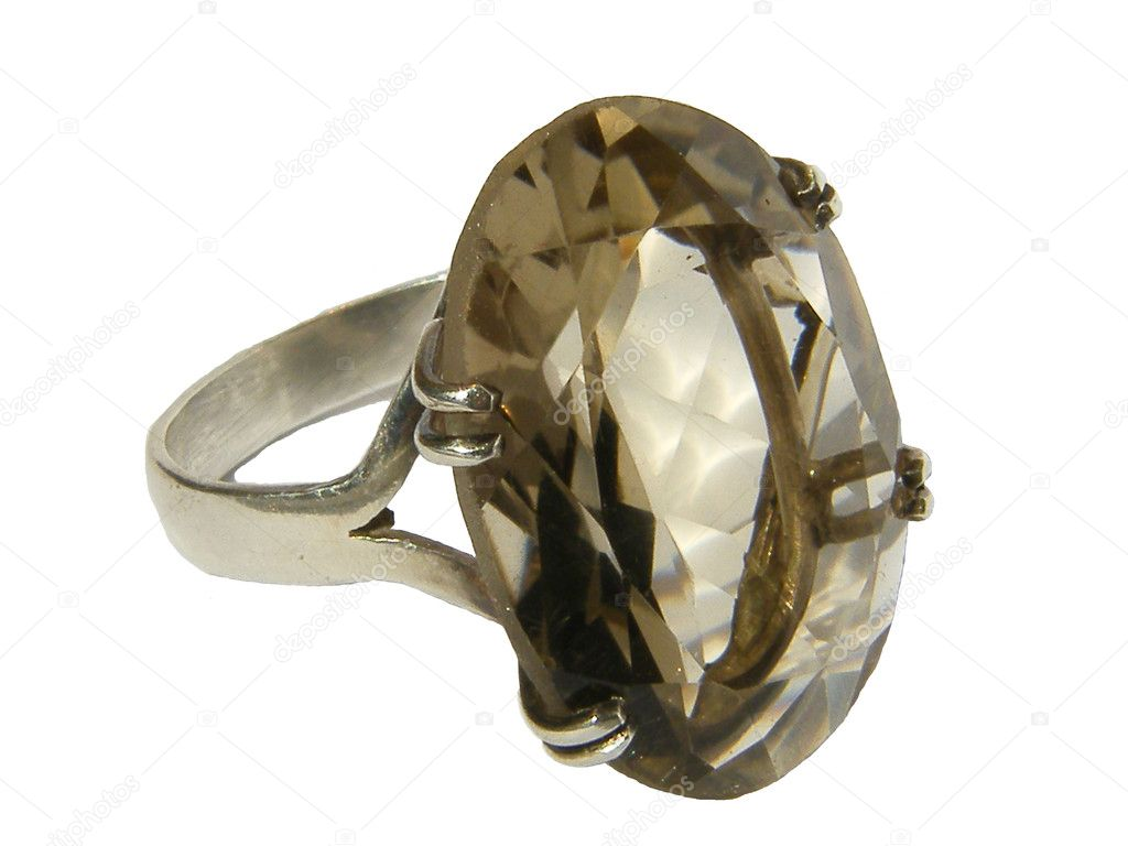 Ring topaz — Stock Photo #6055545