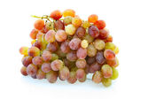 Grape isolated — Stock Photo