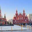 Red Square in Moscow in the evening. — Stock Photo #6310721
