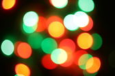 Defocused illuminated as background — Stockfoto