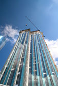 Building, skyscraper — Foto de Stock