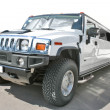 Car hummer — Stock Photo