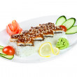 Unagi sashimi - 