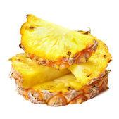 Pineapple slices — Stock Photo