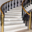 Modern staircase. - Stock Photo