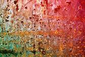 Rusty steel sheet. — Stock Photo