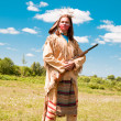 North AmericIndian — Stock Photo #6305765