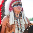Stock Photo: North AmericIndian