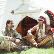 North AmericIndians — Stock Photo #6389352