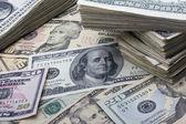 American Money — Stock Photo
