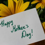 幸せな母の日 — ストック写真