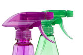 Plastic spray — Stock Photo