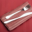 Knife and fork - Stockfoto