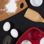Silicone Bakeware — Stock Photo