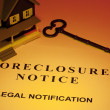 Foreclosure Notice — Stock Photo #6105671