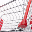 Empty shopping cart — Stock Photo #6280570