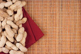 Nuts Peanuts — Stockfoto
