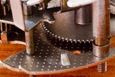 Mecanismo de engrenagem — Foto Stock
