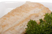 Grilled tuna — Stock Photo