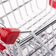 Empty shopping cart — Stock Photo #6694162