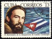 卡米洛 · 西恩富戈斯邮政邮票 — 图库照片