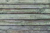 Aged texture green peeling paint background — Stock Photo