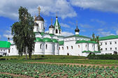 Medieval Spassky monastery in Murom, Russia — Stock Photo