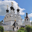 Trinity cathedral in Murom city, Russia - Stock Photo