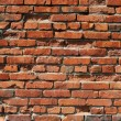 Old red brick wall background — Stock Photo #6071168