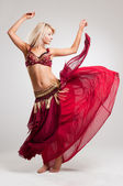 Dance with passion — Stock Photo