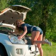 Hot mechanic — Stockfoto #5387161