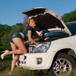 Hot mechanic — Stockfoto #5402578