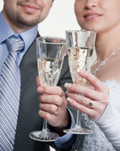 Wedding celebration — Stock Photo