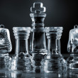Chess piece - Foto Stock