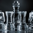 Foto Stock: Chess piece