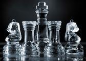 šachová figurka — Stock fotografie