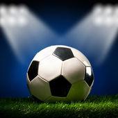 Pelota de futbol — Foto de Stock