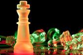 Chess winner — Stock Photo