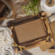 Stock Photo: Vintage photography background