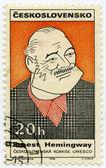 Ernest miller hemingway — Stockfoto